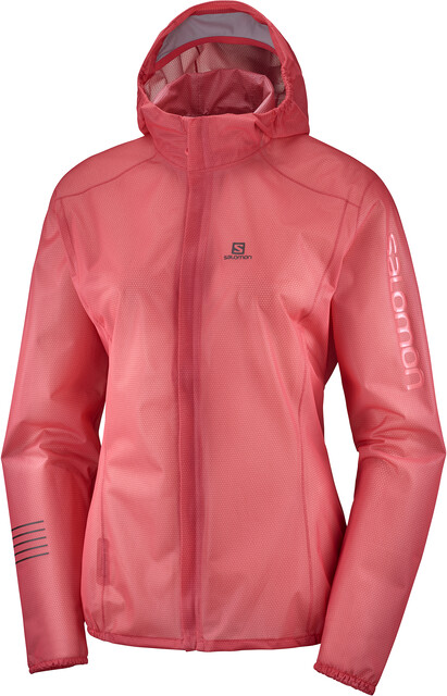 Salomon Lightning Race WP Jacke Damen cayenne